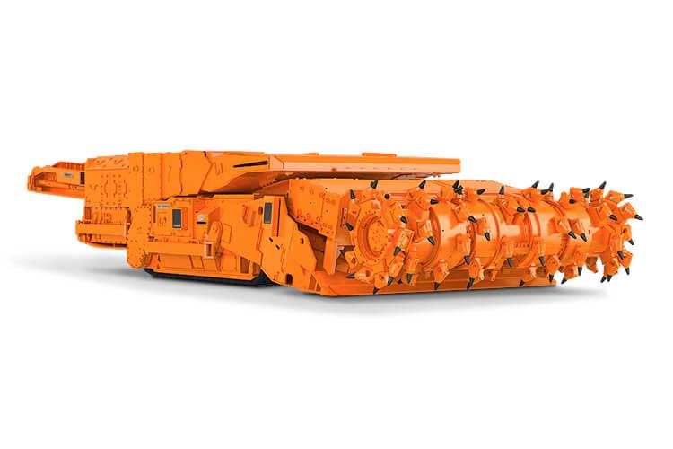 Joy, 12CM15 Continuous Miner - 2