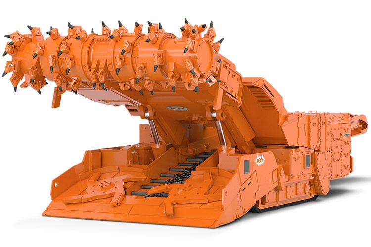 Joy, 12CM12, Continuous Miner - 3