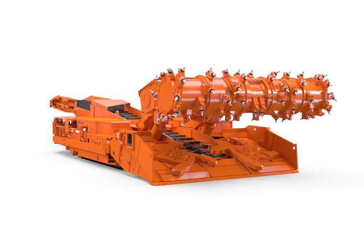 Joy 14CM15 Continuous Miner