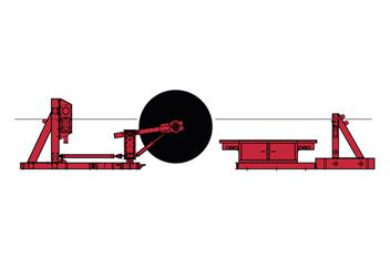 Joy (former Continental Conveyors), Belt Winder and Pinch Roll Drive, Tunneling conveyor systems terminals