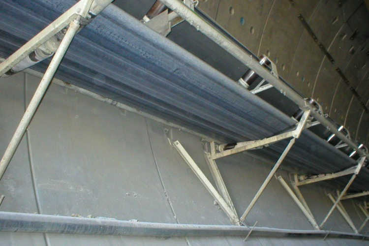 Joy, tunneling conveyors, related equipment - 2