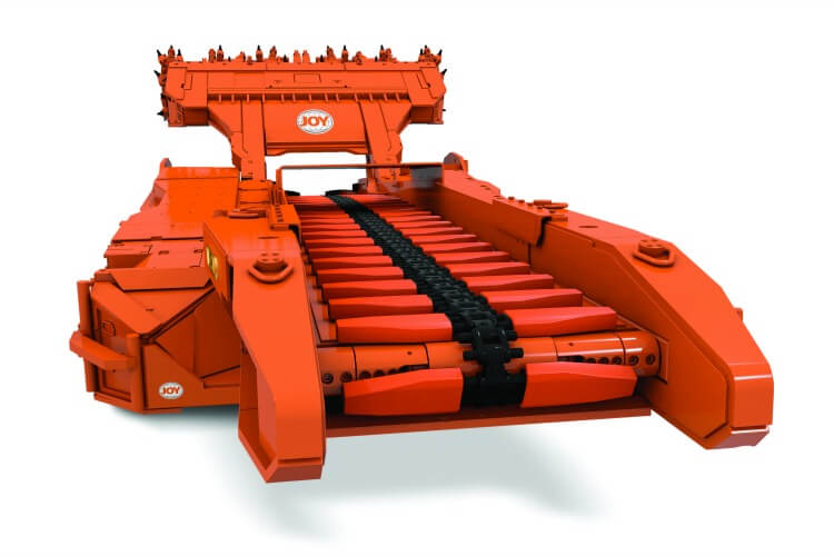 Joy Continuous Miner Conveyor Chains