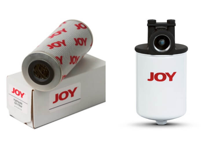 Joy filters and elements