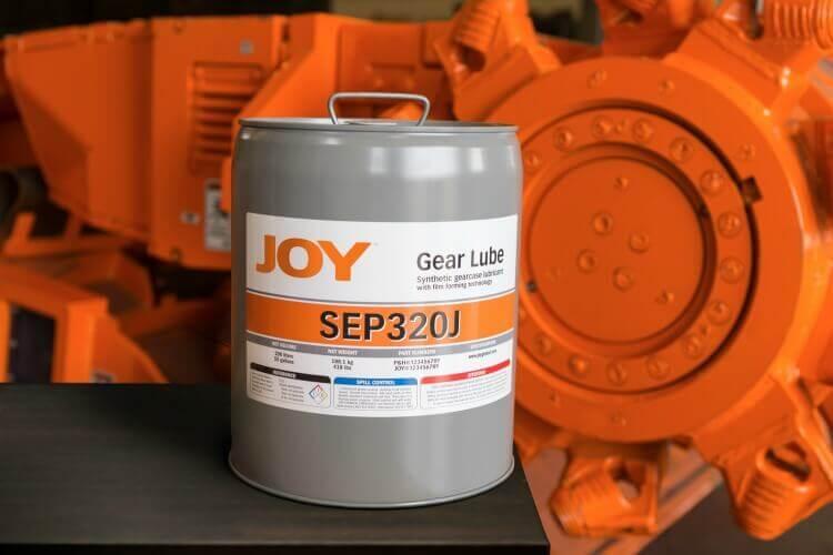 Joy gear lube