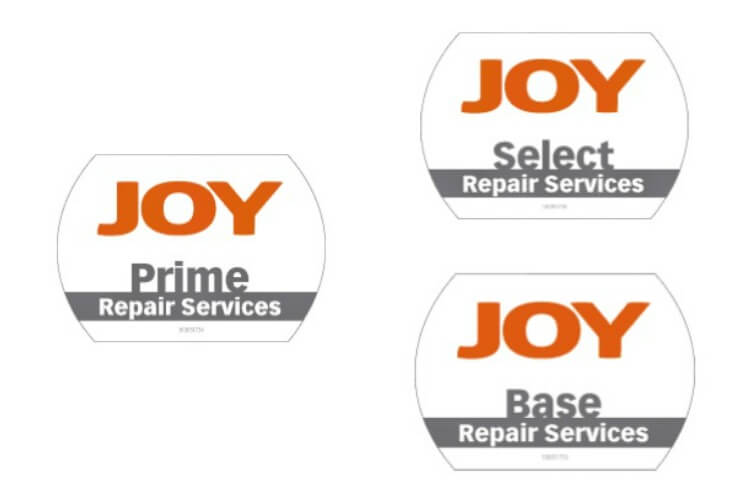 Joy Tiered Repair Services