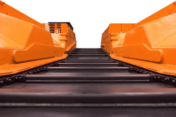 Joy Shuttle Car Conveyor Chain