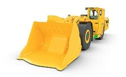Komatsu WX07 load haul dump